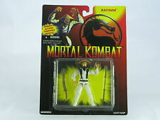 Mortal Kombat Rayden Action Figure Midway MOSC New Hasbro GI Joe V2