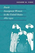Dutch Immigrant Women in the United States, 1880-1920 (Statue of Liberty Ellis I