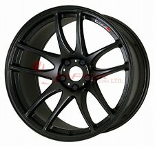 WORK EMOTION CR Ultimate Kiwami 19inch Matt Black (MBL) 9.5J +38 / +25 / +15
