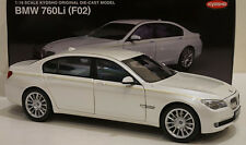 08783BRW BMW 760Li F02 Brilliant White Kyosho 1:18
