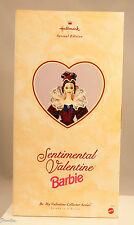 1996 Barbie Sentimental Valentine Hallmark  Special Edition Valentine Collector