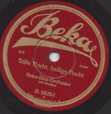 Beka Blas Orchester spielt Weihnachtslieder : Stille Nacht, heilige Nacht