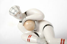 Russian Ukrainian Porcelain Figurine Polonsky ZHK Polonoe USSR - Goal Keeper -