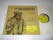 LP/WAGNER/DIE MEISTERSINGER VON NÜRNBERG/KUPPER/LEITNER/DGG 19047