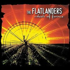 Wheels of Fortune by The Flatlanders (CD, Jan-2004, New West (Record Label))