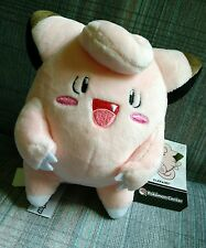 "Pokemon Center 5.5"" Ideal Plush Clefairy by Nintendo *HTF* +Free Shipping! New!"