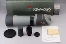 【AB Exc+】 Kowa TSN-824M Prominar Spotting Scope w/TSE-9W 50x Wide Eyepiece #1917