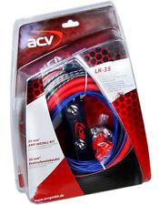 ACV LK-35 - KFZ Kabelset 35mm² Kabelkit Kabel Set für Endstufe Verstärker