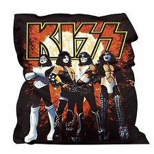 Official Licensed KISS Gene Simmons LARGE Bean Bag Fathers Day Gift Man Cave