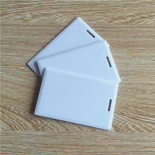 RFID Clamshell Card 125KHz Writable Rewrite T5577 Proximity duplicator card -5