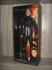 Barbie Collector Finnick Model Catching Fire Hunger Games Ken Pivotal NRFB