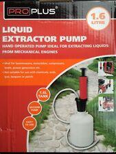 Proplus Liquid Water Oil Extractor Pump 1.6Litre Hand Pump