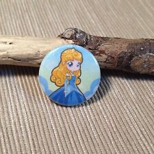 Spilla Spilletta Pins Pin Brooch Cute Principesse Disney Cenerentola 24mm Chibi