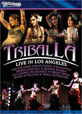Tribal LA - Live In Los Angeles L.A. - Bellydance - DVD