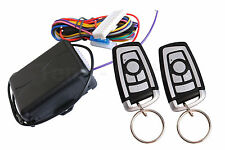 Car Universal Central Locking Entry Remote Control Keyless System Kit /2243