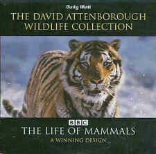 David Attenborough - THE LIFE OF MAMMALS - A WINNING DESIGN - Natural World DVD