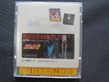 HOKUTO NO KEN PART 2 game for Nintendo Famicom Disk System Import Japan Game