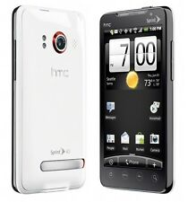HTC EVO 4G-1GB -White (Sprint)Smartphone-CLEAN ESN-GOOD CONDITION-WITH WARRANTY!