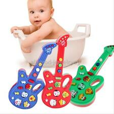 Baby Kid Electronic Guitar Education Melody Developmental Music Sound Toy Gift