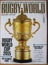 Rugby World September 2015 World Cup Ultimate Guide Chris Robshaw Dan Carter