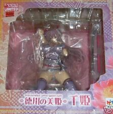New Megahouse Excellent Model Hyakka Ryoran Senhime LIMITED PVC PRE-PAINTED