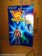 KENNER KAITLIN SABAN'S VR TROOPERS 1994 SEALED NEVER OPEN MOSC