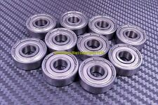 440C Stainless Steel Ball Bearing Bearings S6000ZZ 6000ZZ (10x26x8 mm) [10 PCS]