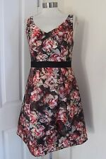 size 10 stunning silk feel prom dress from dorothy perkins brand new