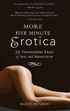 More Five Minute Erotica: 35 Tales of Sex and Seduction