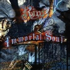 "RIOT ""IMMORTAL SOUL"" CD 12 TRACKS NEU"