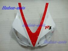 Front Nose Cowl Upper Fairing For Yamaha YZF R1 1998-1999 YZFR1 98-99 Red White