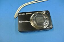 Sony Cyber-shot DSC-W150 8MP Digital Camera BLACK