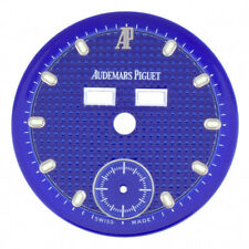 Audemars Piguet Royal oak Mens Royal Blue Tone Watch Dial 26.5mm