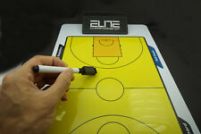 Dry-Erase Sided Basketball Coach-Coaches-Coaching Board With Marker & Pen Eraser