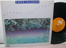 "Free Flight Beyond The Clouds LP NM ""Norwegian Wood The Beatles"""