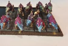 10 DIRE WOLVES PAINT  VAMPIRE COUNTS ARMY