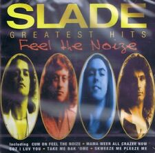 MUSIK-CD NEU/OVP - Slade - Greatest Hits - Feel The Noize