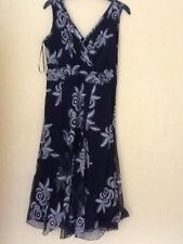 WALLIS. BLACK ROSE LACED Dress