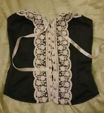 ladies size 10 corset style top by Rise