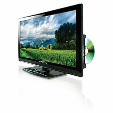 "15"" LCD LED FULL HDTV DIGITAL TUNER TV TELEVISION DVD PLAYER AC/DC 12V VOLT RV"
