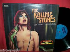 THE ROLLING STONES Get more.. Con le mie lacrime In Italian LP 1979 ITALY MINT-