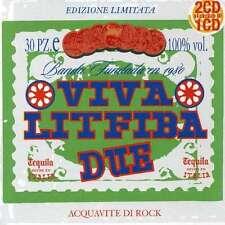 Viva Litfiba 2 [2 CD] - Litfiba C.G.D.