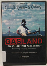 GASLAND  Can You Light Your Water on Fire ?   DVD