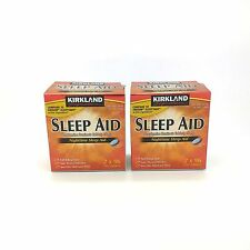 Kirkland Signature Nighttime Sleep Aid Doxylamine Succinate Tablets 25mg 384 ct