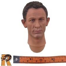 Spectre James Bond - Head - 1/6 Scale - Black Box Action Figures