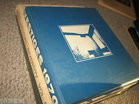 1970 NEW TRIER WEST 1970 high school class of  '70 Yearbook NORTHFIELD illinois