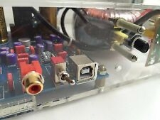 DAC PCM1798 Burr-Brown Preamplifier