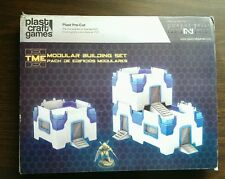 NEW Plast Craft Terrain 28mm TME - Modular Building Set Pack MINT FREE SHIPPING