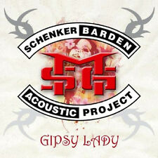 MICHAEL SCHENKER ( UFO ) GARY BARDEN ACOUSTIC PROJECT ~ GIPSY LADY NEW SEALED CD