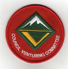 "Council Venturing Committee Position Patch (2008-Cur.), ""Scout Stuff"" Back, Mint"